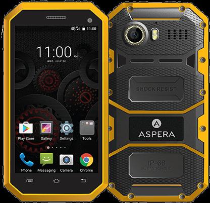 Home Aspera Mobile