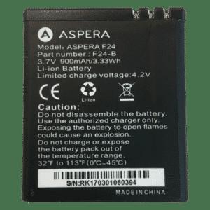 Aspera F24 Battery