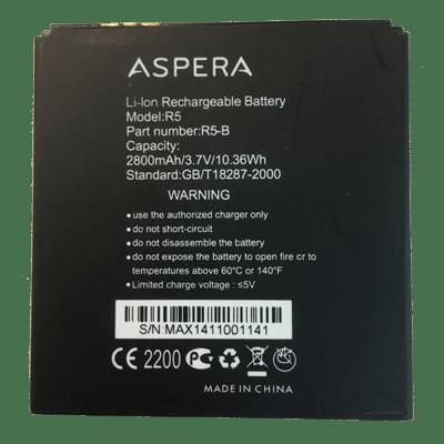 Aspera R5 Battery